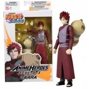 Boneco Naruto Shippuden Anime Heroes - Gaara
