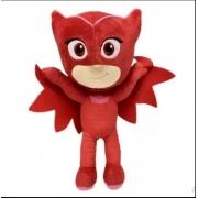 boneco pelúcia Pj Mask Corujita 30 cm - multikids