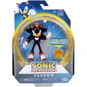 Boneco Shadow -Sonic The Hedgehog Articulado Fun