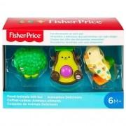 Brinquedo Conjunto De Animais Deliciosos Fisher Price Gnl81