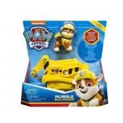 Brinquedo Infantil Veiculo Rubble Patrulha Canina 2717