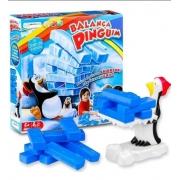 Brinquedo Jogo Balança Pinguim Multikids Br1289