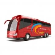 Brinquedo Ônibus Roma Bus Vermelho Executive Romabus
