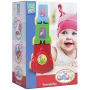 Brinquedo Trenzinho Infantil Encaixa Desencaixa 299 Super Toys