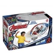 Brinquedo Vai e Vem Avengers Líder
