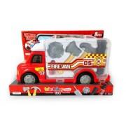 Caminhão de Bombeiro Workshop Junior Truck Multikids - BR900