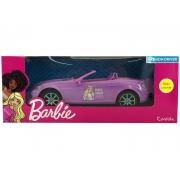Carrinho de Controle Remoto da Barbie Candide