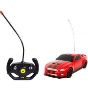 Carrinho De Controle Remoto Sem Fio Mustang  Dm Toys