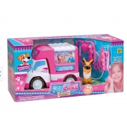 Carrinho Veterinária Pet Care Delivery Samba Toys 0133