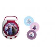 CD Player Disk Player Frozen Elsa