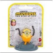 Conjunto de mini figuras Minions - 3 personagens - Mattel