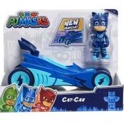 Conjunto de Veículo e Figura - PJ Masks - Cat-Car - Multikids