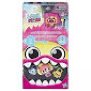 Conjunto Especial Cadeado Lock Stars Multipack Monstro Amarelo- Hasbro- E4819