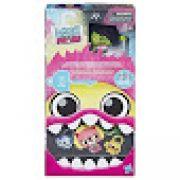 Conjunto Especial Cadeado Lock Stars Multipack Zumbi Verde - Hasbro - E4819