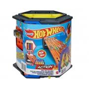 Conjunto Pista Extrema Portátil Hot Wheels Action Mattel