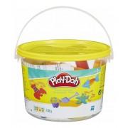 Conjunto Play-Doh Hasbro Mini Balde Praia