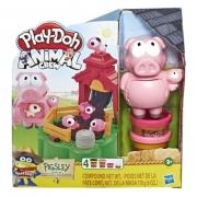 Conjunto Play Doh Porquinhos Brincalhões - Hasbro E6723