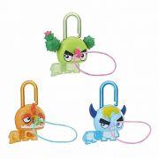 Conjuntos Com 3 Cadeados Lock Stars - Habro- E4607