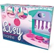 Cozinha Infantil Da Lisy Com acessórios
