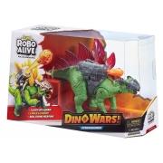 Dinossauro Robô Alive Dino Wars Stegosaurus