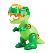 Dinossauro toy Rex atividades Samba Toys 0229