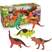 Dinossauros Miniatura Filhotes - Adijomar