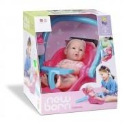 Diver New Born Bebe Conforto + Boneca