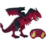 Dragão de Controle Remoto Criaturas - Vermelho - Candide 1110