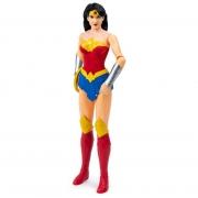 Figura Articulada DC Mulher Maravilha Sunny