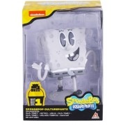 Figura Básica - Bob Esponja - Clássico - Bob Esponja Cinza - Mattel GMX10