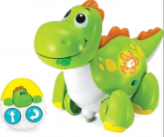 Figura de Atividades - Dino Ande Comigo - Yes Toys - YES1141