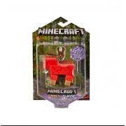 Figura Minecraft Ovelha Vermelha Cave Cliffs