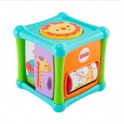 Fisher-Price Cubo Animaizinhos Divertidos - Mattel