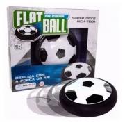 Flat Ball Air Power Bola Disco De Futebol Flutuante