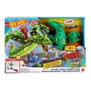 Hot Wheels - Ataque Aéreo do Dragão - Mattel