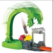 Hot Wheels City Ataque Tóxico Da Cobra GTT93 - Mattel