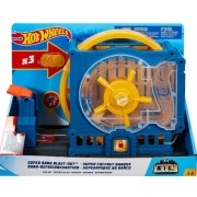 hot wheels city fuja do banco