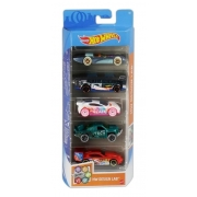 Hot Wheels Conjunto C/5 Carros Hw Design Lab Mattel GTN34