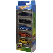Hot Wheels Conjunto C/ 5 Carros Hw Exotics 2020