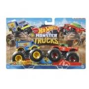 HOt Wheels - Monster Truck - Monster Portions VS Tuong ot Sriracha - Mattel