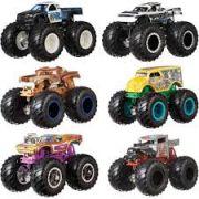 Hot Wheels Monster Truck Sortidos Mattels