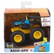 Hot Wheels Monster Trucks Bash-Ups Steal Clear - Mattel