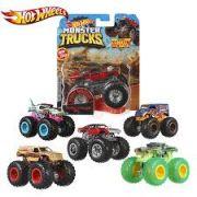 Hot Wheels Monster Trucks Mini Sortido Mattel