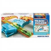 Hot Wheels - Track Builder Conjunto Acelerador - Mattel