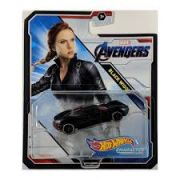 Hot Wheels Vingadores Ultimato- Viúva Negra Mattel - BDM71