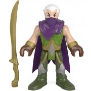Imaginext Mini Figura Com Acessórios - Elfo Guerreiro - Fisher Price