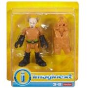 Imaginext Mini Figura Com Acessórios - Homem radioativo - Fisher Price
