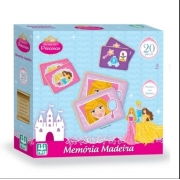 Jogo da Memória Era uma Vez Princesas Cinderela 0794 Nig