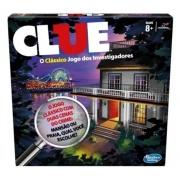 Jogo De Tabuleiro Clue Hasbro  A5826