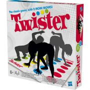 Jogo Twister Novo - Hasbro - 98831